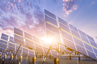 Apva parama saules elektrines