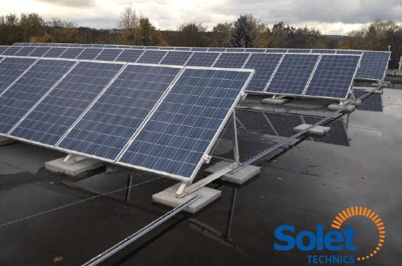 Solet Technics saulės elektrinės saules elektrine kaina efektyvumas atsiperkamumas