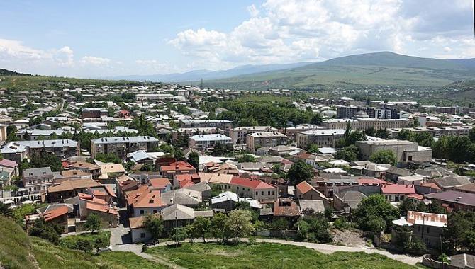 Gori miesto saulės elektrinė