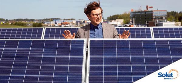 Solet Technics pardavimų vadovas lietuviški saulės moduliai optimali kaina