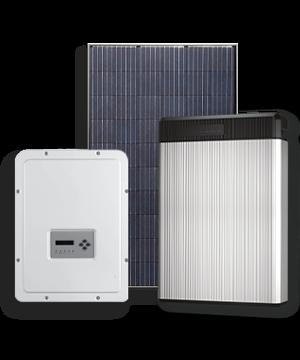 Hibridinės saulės elektrinės