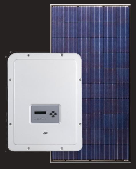 iranga saules elektrinems saules modulis galios keitiklis