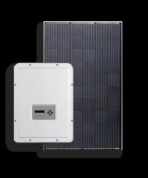 Saulės elektrinių komplektai
