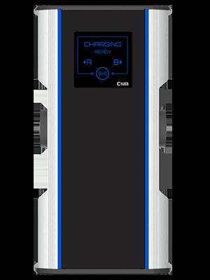 Elinta Charge mini įkrovimo stotelė elektromobiliui geras kainos ir kokybės santykis skaidrus fonas