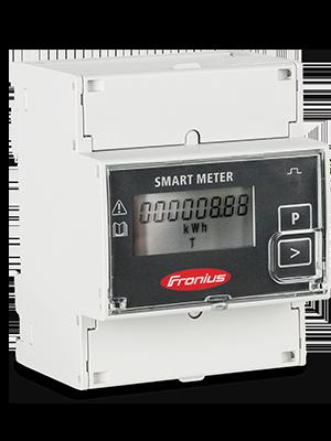 Fronius smart meter matavimo prietaisas skaitiklis montuojamas skydinėje