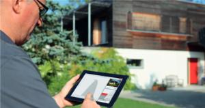 Solar.web Fronius Smart Meter energijos valdymas