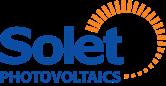 Solet Photovoltaics permatomas logotipas