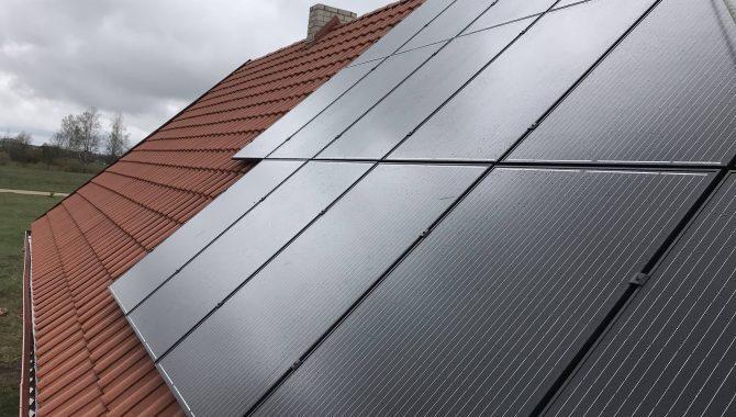 Solet photovoltaics monokristaliniai saulės moduliai