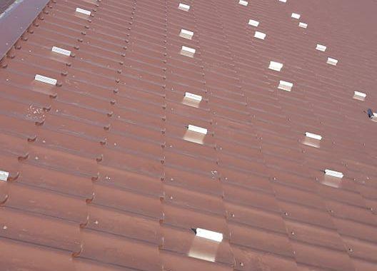saulės elektrinės modulių laikančioji konstrukcija