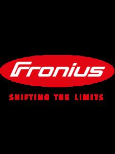 fronius logotipas e. parduotuvei solet technics puslapiui